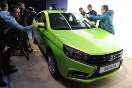 Производство Lada Vesta стало прибыльным
