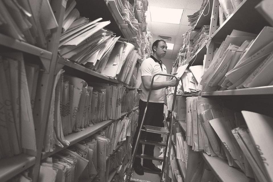 Только в финансовом и государственном секторах ежегодно печатаются тонны бумажных документов