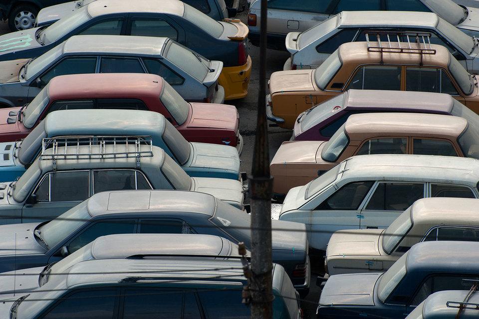 Россияне все чаще покупают в качестве первого автомобиля машину с пробегом