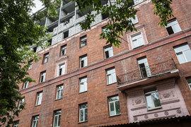 Самые доступные на сегодняшний день апартаменты предлагаются в гостинице «Восток» – 2,28 млн руб. за 16,42 кв. м