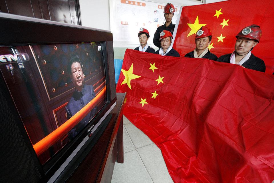 Чтобы что-то показать китайским зрителям, нужна специальная лицензия