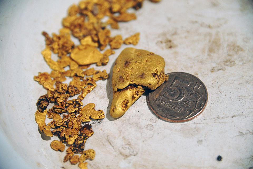 «Ренова» готова сплавить золото