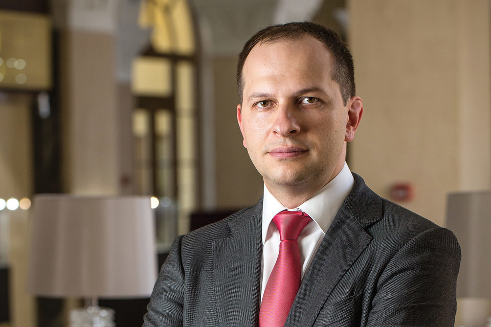 Генеральный менеджер «Swissotel Resort Сочи Камелия» Георгий Георгиев