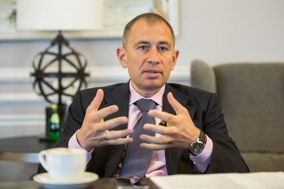 Президент АФК «Система» Михаил Шамолин
