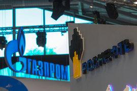 Основная борьба за два газовых месторождения развернулась между «Газпромом» и «Роснефтью»