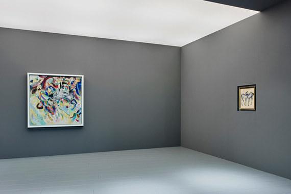 Традиционно на Art Basel присутствует Фонд Бейлера, в этом году на его стенде покажут работы Василия Кандинского и Франца Марка. Они анонсируют выставку художников «Голубого всадника», которая откроется в фонде в сентябре