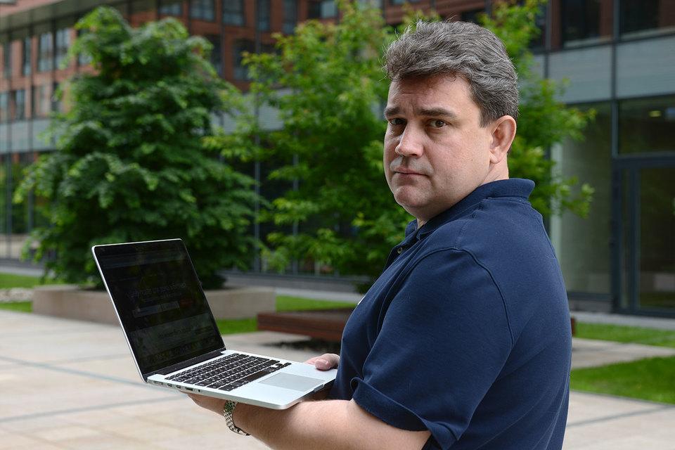 Владимир Липатов никогда не учился на повара, его конек – IT и менеджмент