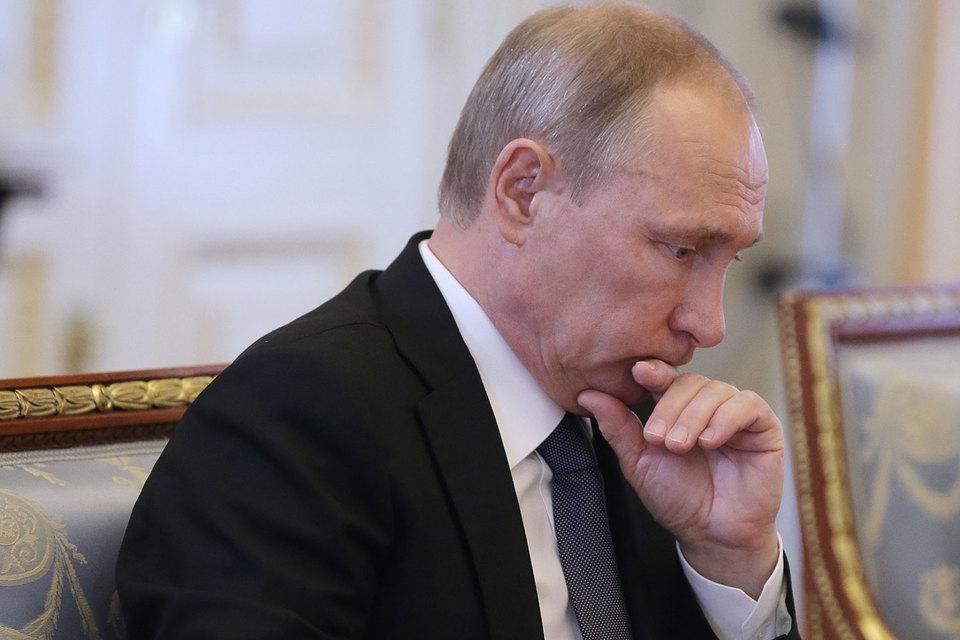 Российский президент объявил об этом на встрече с инвестфондами в Константиновском дворце