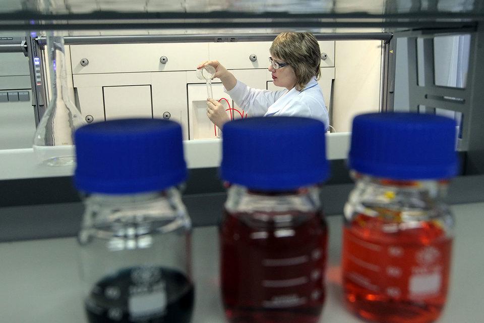 Петербургская компания занимается дистрибуцией и производством оригинальных лекарственных препаратов