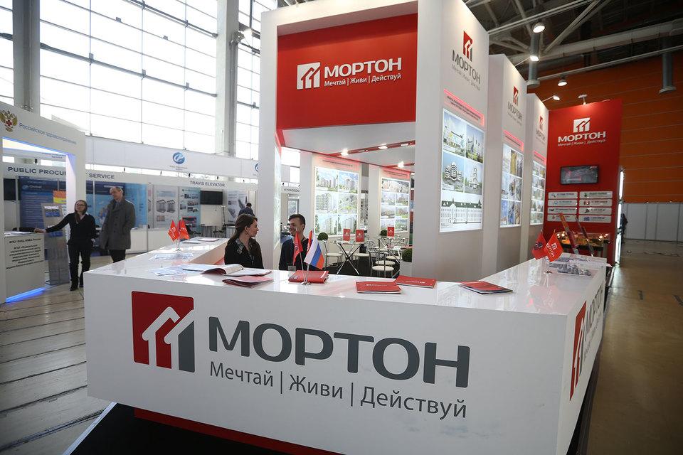 В июле «Мортон» начнет продажу своего будущего жилья в Петербурге