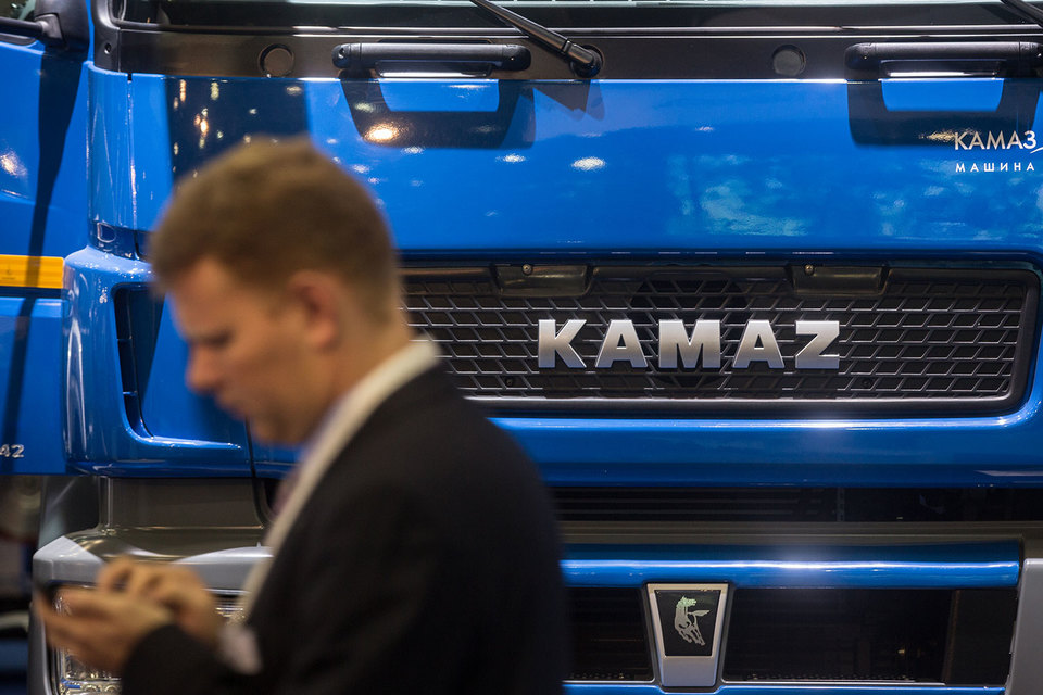 Завод каркасов кабин в Татарстане обойдется «Камазу» и Daimler в 400 млн евро