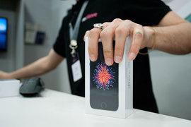 Цены на iPhone, который стоит десятки тысяч рублей, в российской рознице отличались в диапазоне до 9 руб.