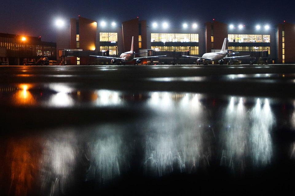 Терминал В и межтерминальный переход обойдутся в $630 млн