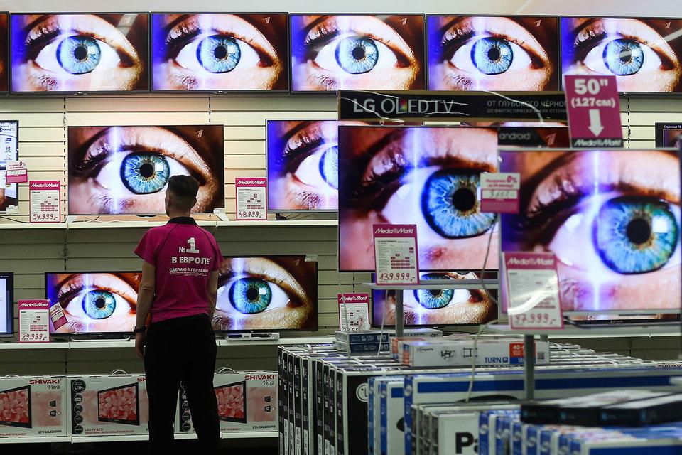 Госдума запретит иностранцам считать телезрителей