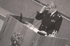 Полномочия Юрия Чайки, возглавляющего Генпрокуратуру с 2006 г., продлены еще на пять лет