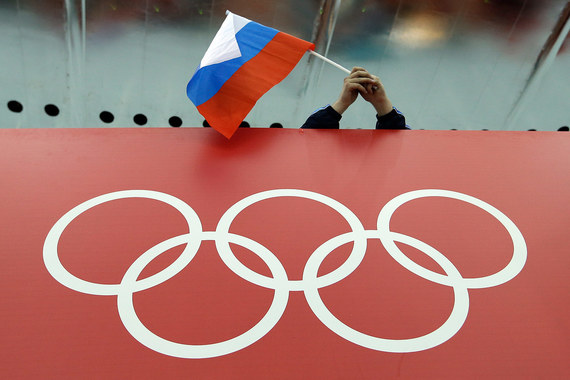Российских легкоатлетов отстранили от Олимпиады-2016