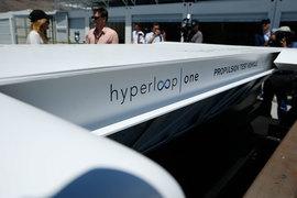 Hyperloop One планирует создать полноценную транспортную систему к 2020 г.