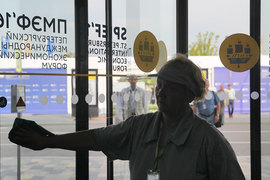 На открытии Петербургского форума политика опередила экономику