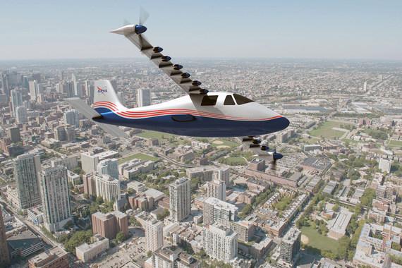 normal qxs Электрические самолеты могут стать реальностью