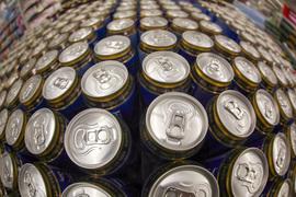 Производство пива в России неуклонно сокращается