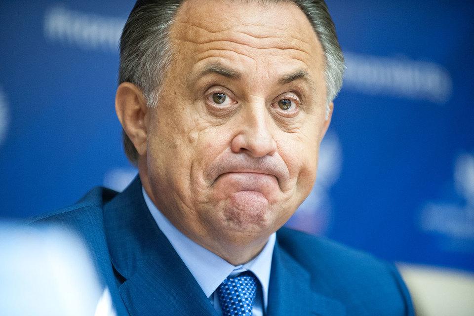 Мутко допустил отстранение всей сборной России от Олимпиады в Рио