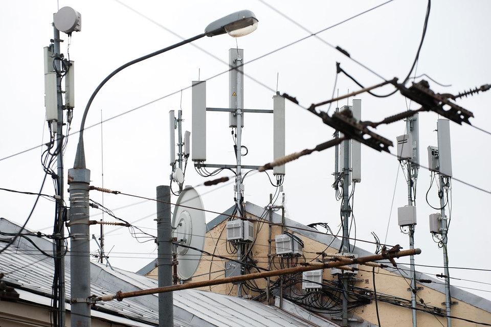 МГТС подключит базовые станции сотовой связи в Москве через сеть GPON