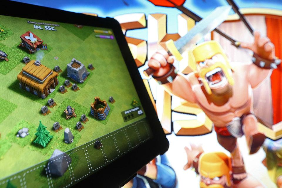 Китайский Tencent купит создателя Clash of Clans за $8,6 млрд