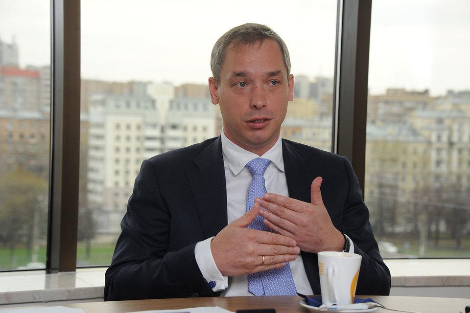 Генеральный директор САП СНГ Павел Гонтарев