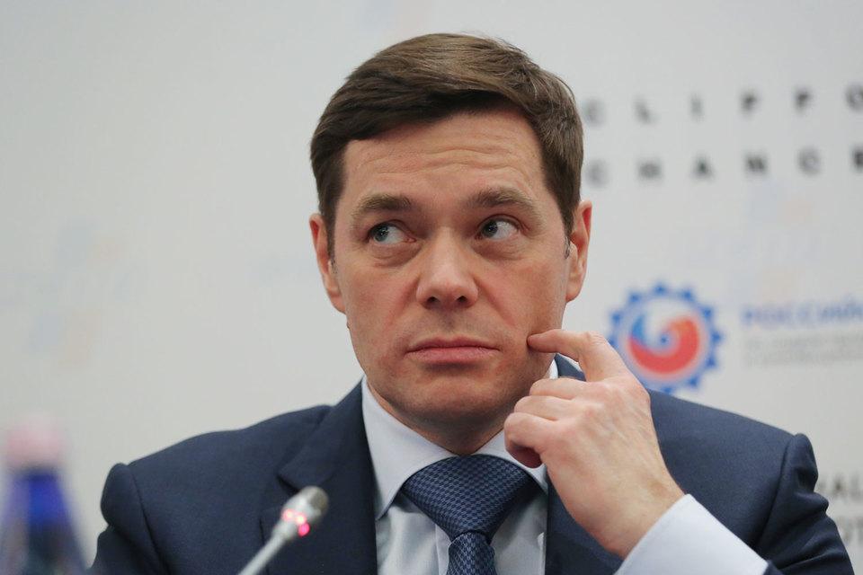 Председатель совета директоров «Северстали» Алексей Мордашов