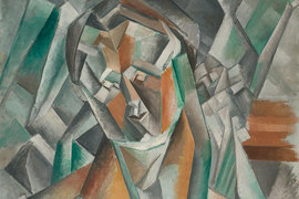 «Сидящая женщина» Пикассо продана за $63 млн