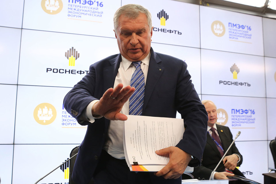 Игорь Сечин не войдет в совет «Русгидро», но, возможно, это временное решение
