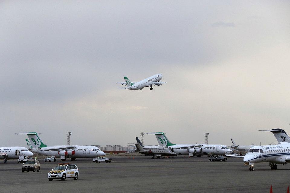 У Ирана один из самых старых авиапарков в мире