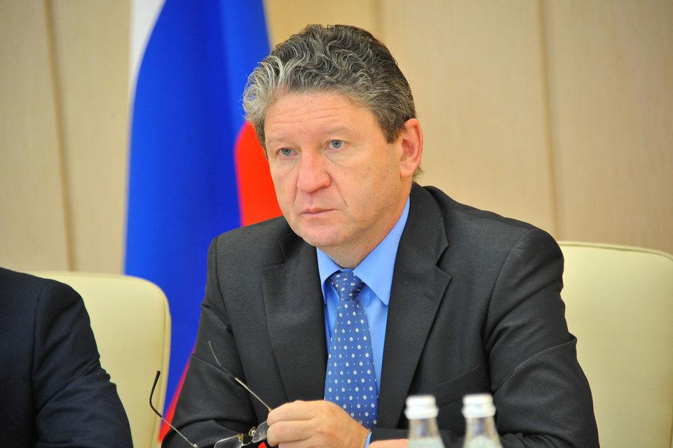 Иреку Вильданову будет предложено уволиться