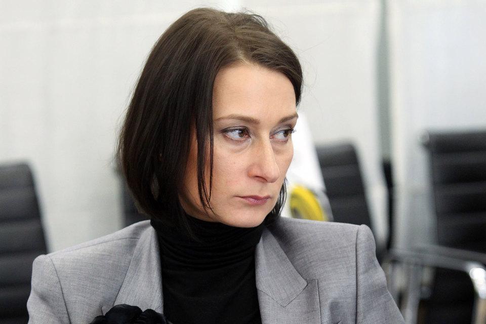 Наталья Чумаченко назначена на должность управляющего директора по стратегическому и организационному развитию «Мегафона»