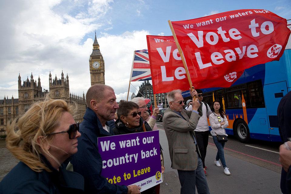 В четверг британцы решат, оставаться ли им в Евросоюзе