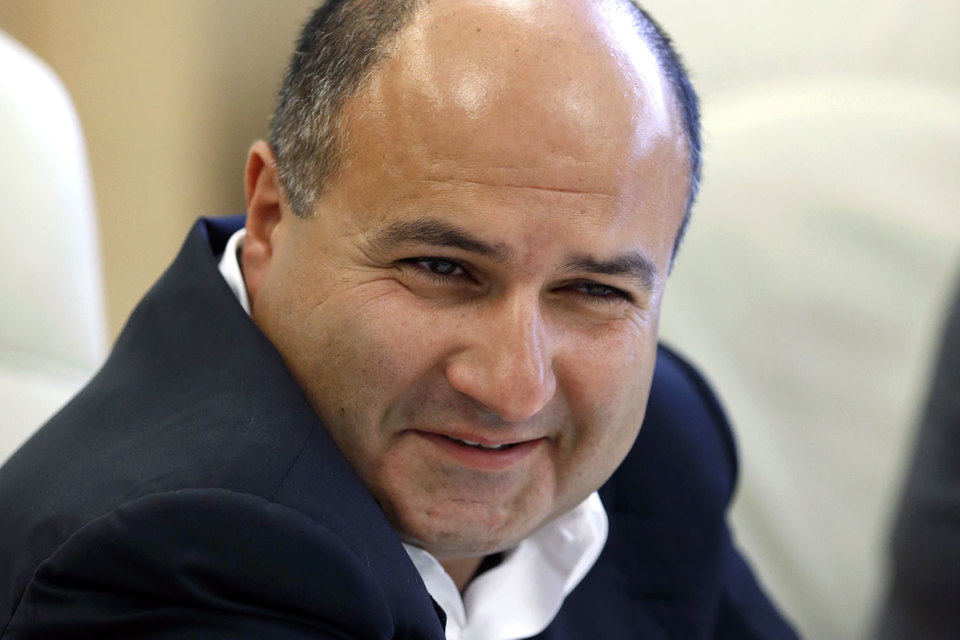 Георгий Беджамов отпущен под залог