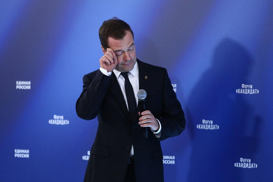 Дмитрий Медведев готов к одиночеству