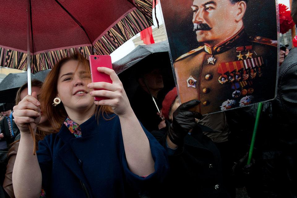 КПРФ собирается активно использовать в агитации образ Иосифа Сталина