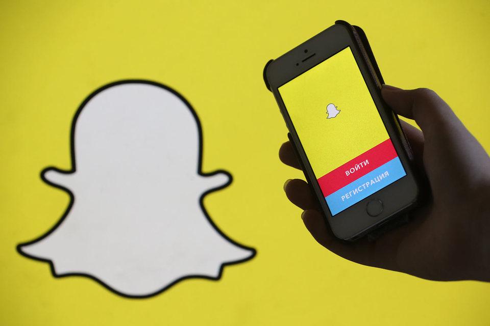 Мобильное приложение Snapchat пытается стать заметным игроком на рынке мобильной рекламы