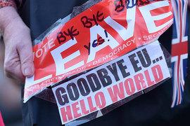 Британцы пошли на выход, в ЕС останется 27 государств