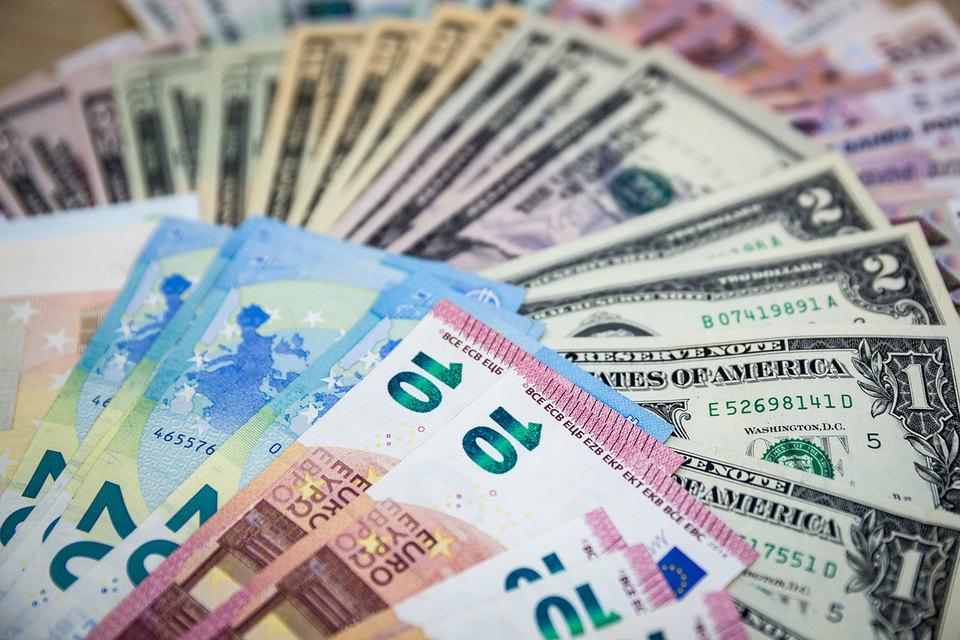 42 доллар США USD в рублях RUB  calcru