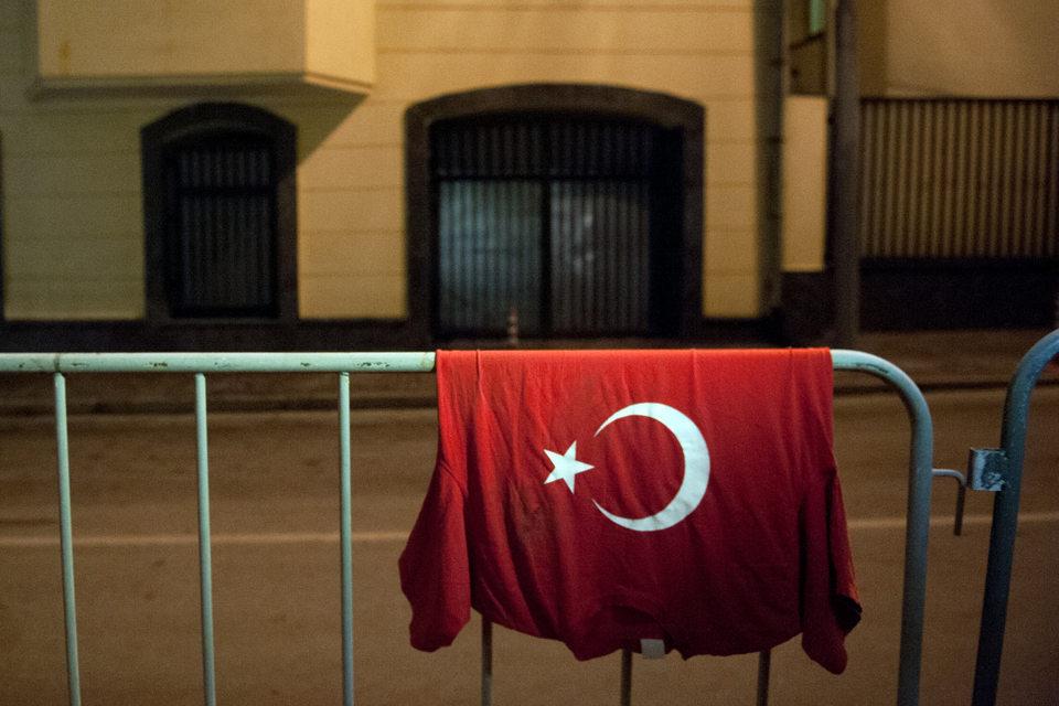 Турецкие власти назвали условия для компенсации семье пилота Су-24