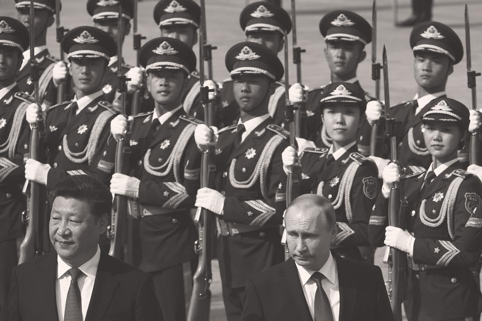 Пока что Китай гораздо нужнее России, чем наоборот