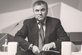 Вячеслав Володин проверит выборную систему участием