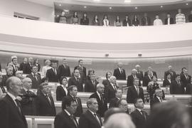 В последний день весенней сессии Совет Федерации ударным трудом напомнил обществу о своем существовании