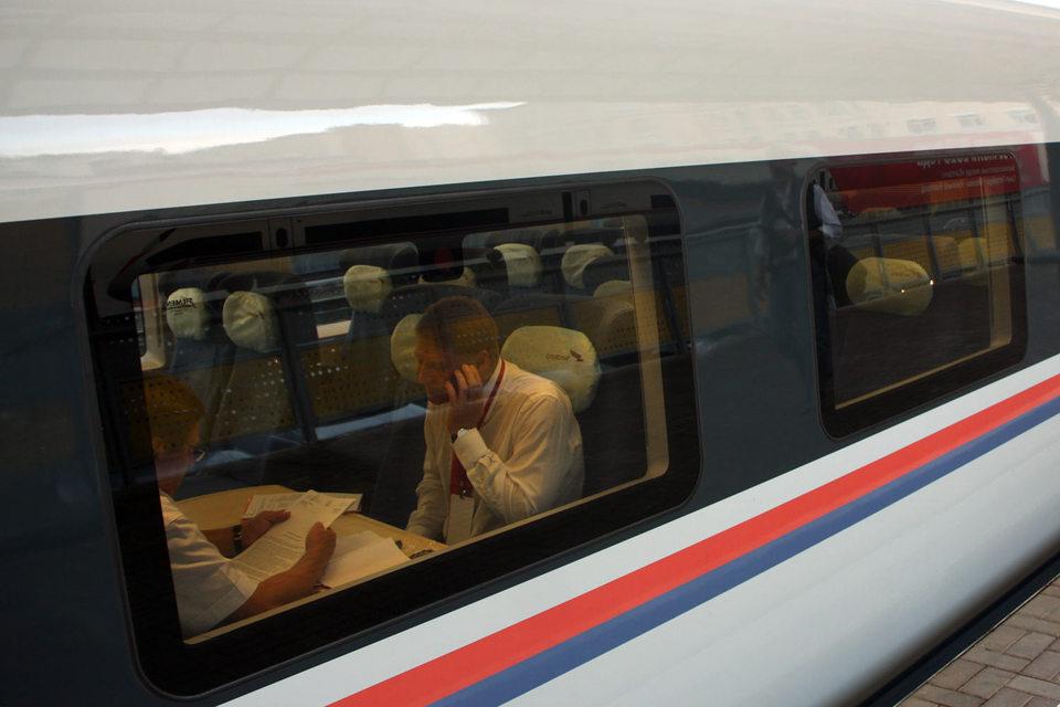 Сегодня 90% электронных билетов на поезд продаются через сайт РЖД