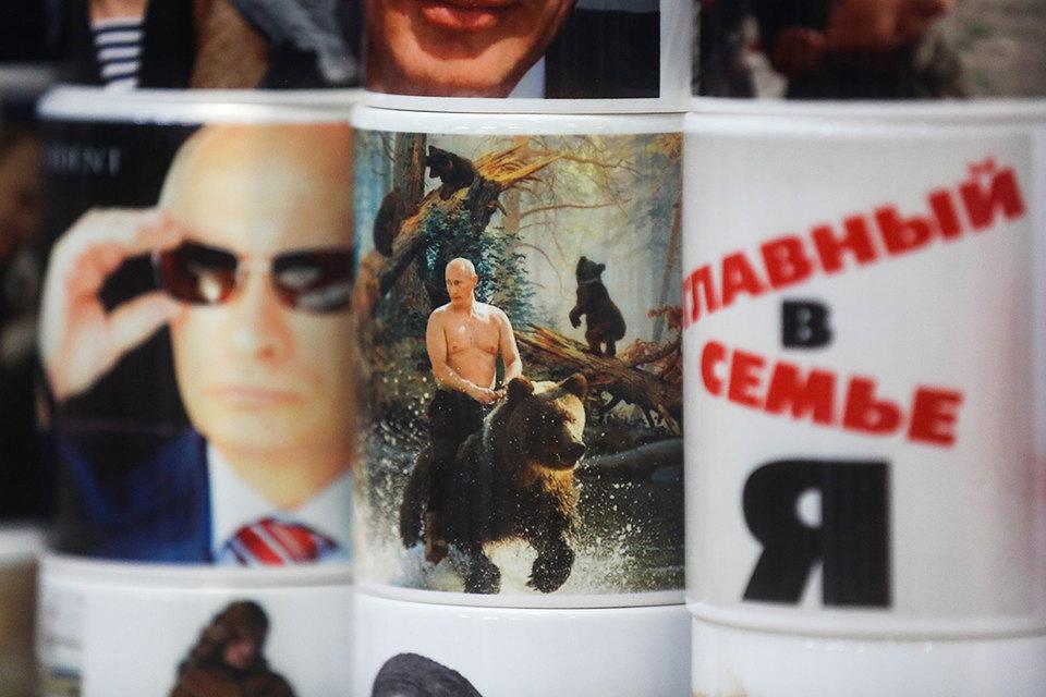 Путин пообещал защитить Россию без «милитаристского угара»