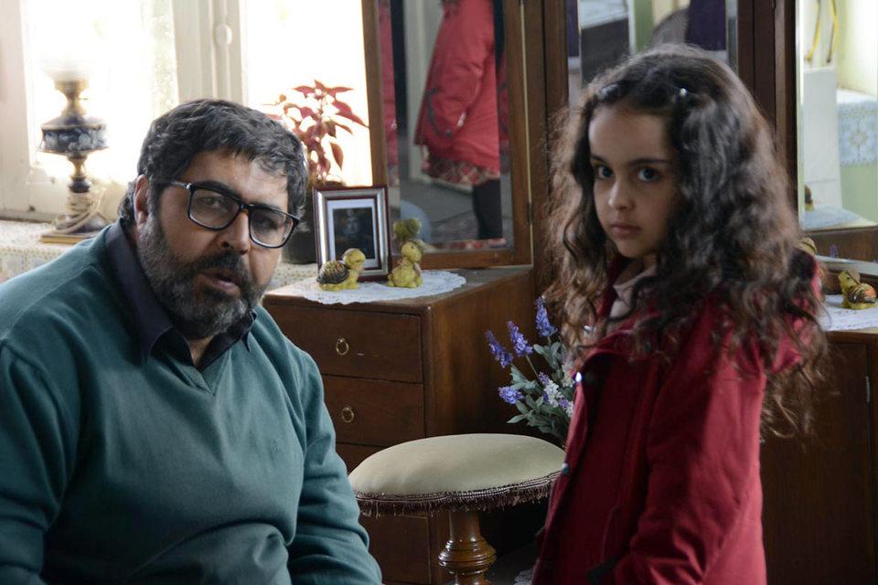 Отец на самом деле главный герой фильма «Дочь»