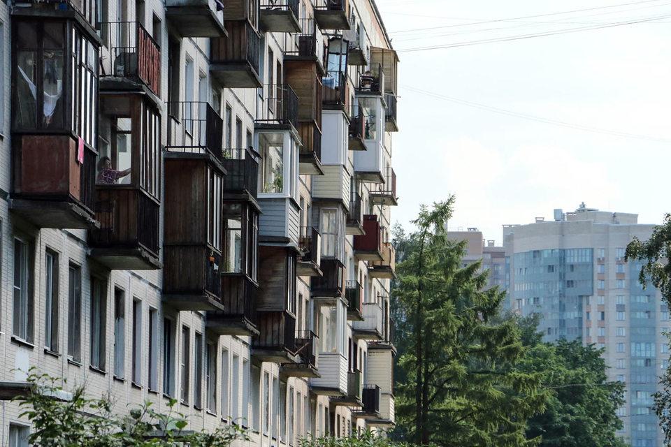 Жители квартала на Гражданском проспекте боятся уплотнительной застройки
