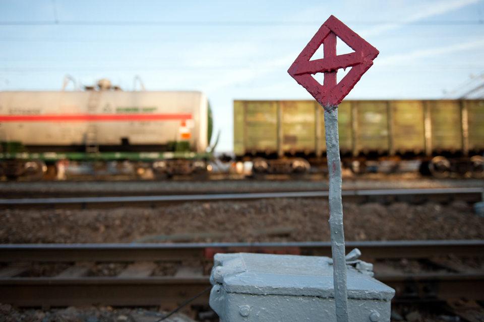 Грузовые перевозки по железной дороге в 2016 г.